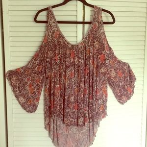 Flows Free People Blouse